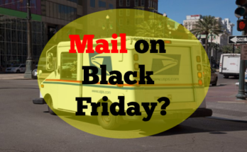 mail on black friday
